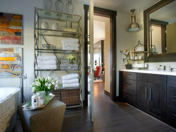 Hgtv dream home 2014 master bathroom pictures modern for Dream house master bathroom