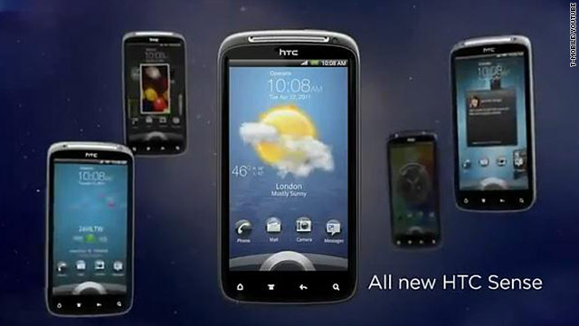 HTC Sensation 4G Smartphone Reviews and Specification