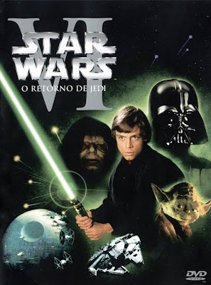 Star Wars: Episódio 6 - O Retorno de Jedi - DVDRip Dual Áudio