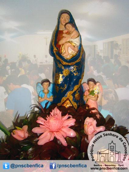 Imagem de Santa Maria de Belém