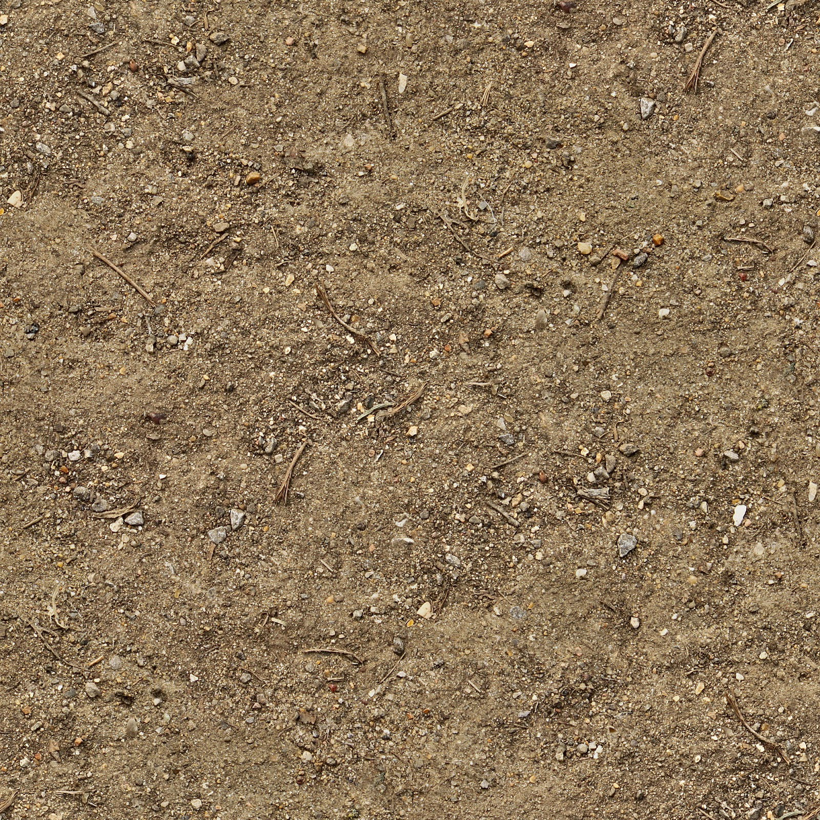 High resolution seamless textures ground for Soil texture