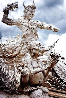 6 泰國 地獄寺廟