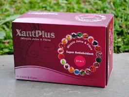 "XantPLUS ""Miracle Juice & Fibre"""