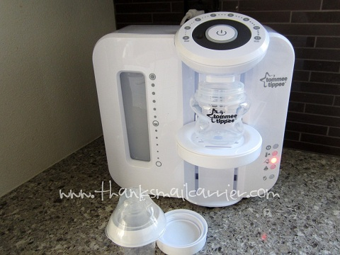 Tommee Tippee Closer To Nature Perfect Prep Machine review