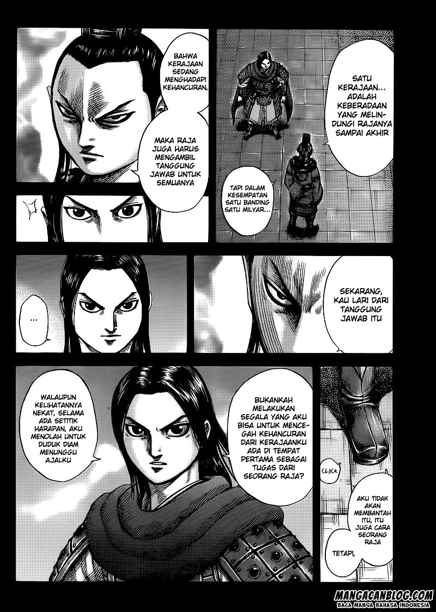 Dilarang COPAS - situs resmi www.mangacanblog.com - Komik kingdom 368 - saudara, sekarang 369 Indonesia kingdom 368 - saudara, sekarang Terbaru 9|Baca Manga Komik Indonesia|Mangacan