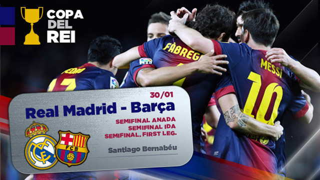 Real Madrid vs Barcelona - TuTveOnline