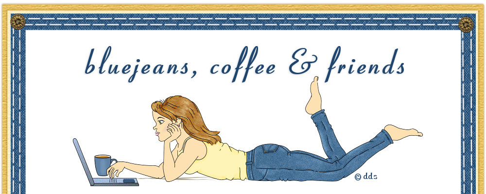 Bluejeans, Coffee & Friends