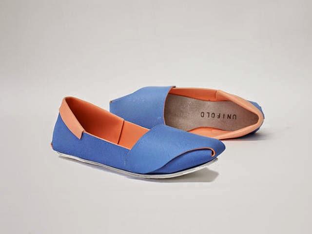 origami shoe
