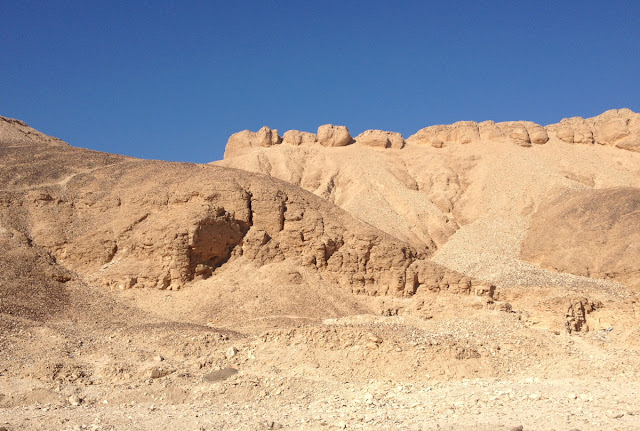 ... Geology Blog: The Valley of the Kings and the Pyramids and Sphinx