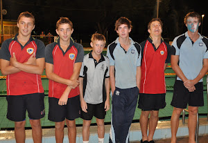Interschool Swimming Boys Age Champions