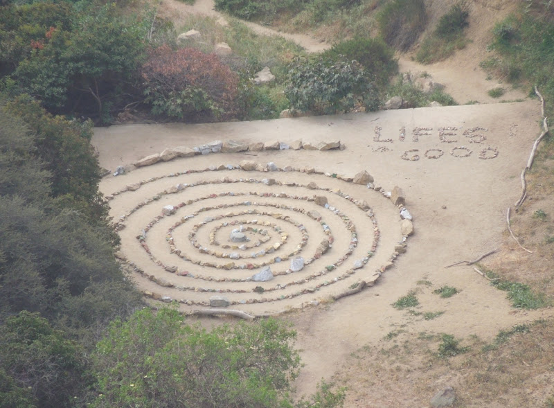 Life's good labyrinth