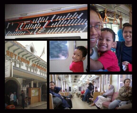 Inilah Wisata Transportasi dalam Kota Bersama Keluarga