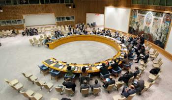 acaba de votar el Concejo de Seguridad de las Naciones Unidas