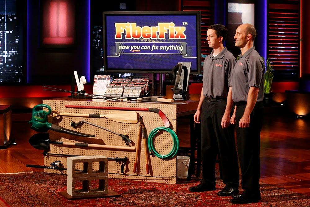 Fiberfix Shark Tank >> Fiberfix It Shark Tank