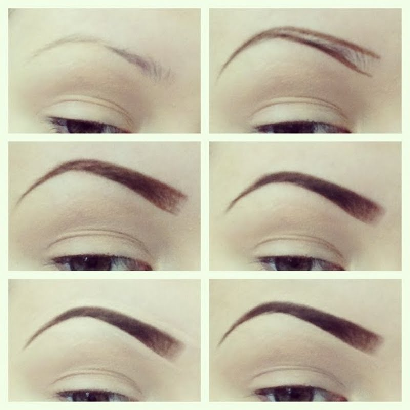 Makeup Tutorials For Eyebrows Images & Pictures - Becuo