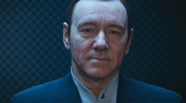 Kevin Spacey en el Call of Duty