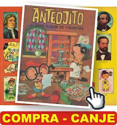 """ALBUM """"ANTEOJITO"""" Nº 4"""