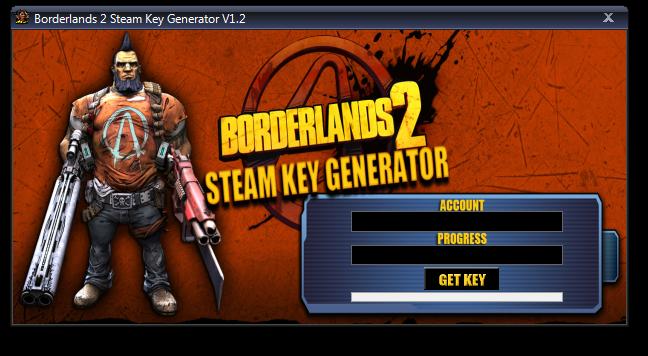 Borderlands 2 steam key generator hacks and key generators ccuart Gallery
