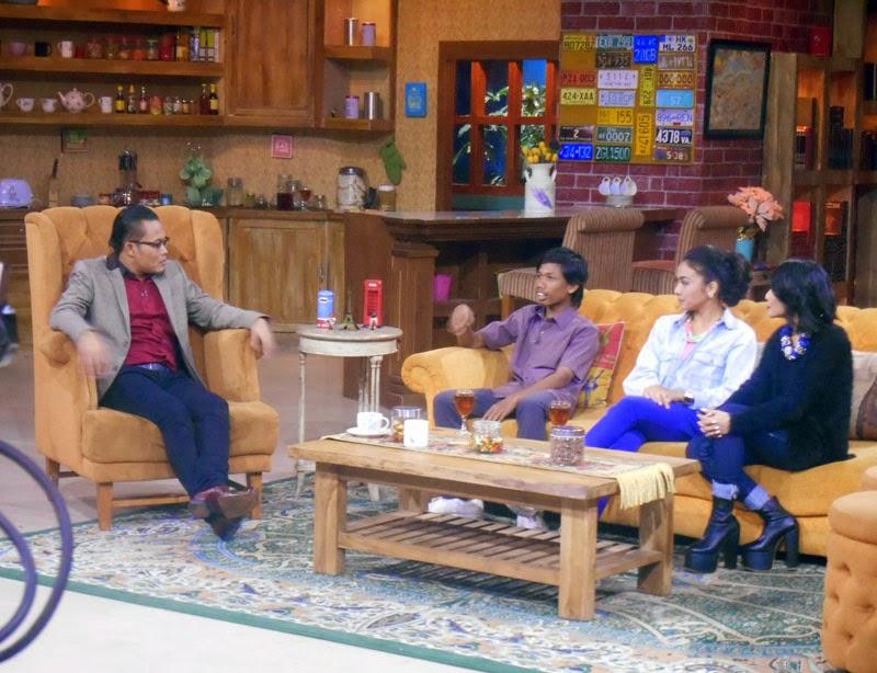 Agus Mulyadi Ini talkshow