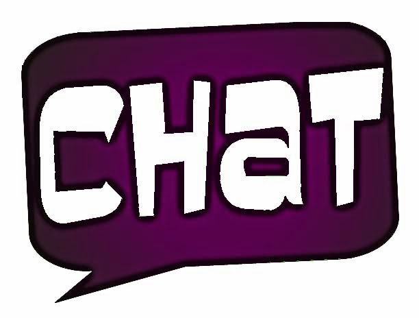 CHAT here....