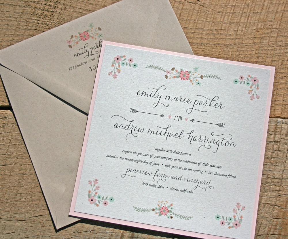 Brides, Birthdays, and Babies Blog by Tiger Lily Invitations: 2015