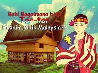 Klaim Sumatera, Malaysia Negara Sakit Jiwa