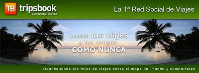 Tripsbook, comunidad viajera