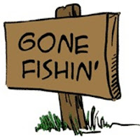image: gone fishing
