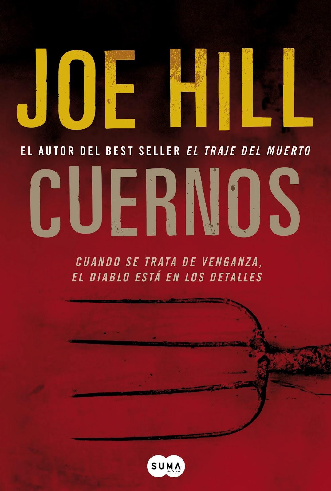Image result for joe hill cuernos