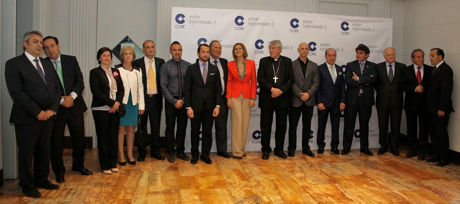 Caja rural premio cope por su trayectoria y rigor en la for Caja rural de toledo oficinas