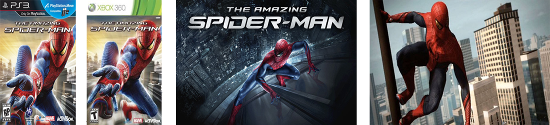 The Amazing Spiderman Game Crack-Hack