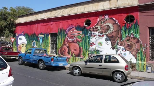 street art in santiago de chile barrio brasil arte callejero