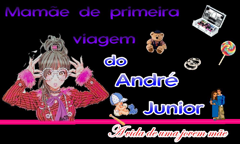 Mamãe de primeira viagem do André Junior