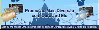 Promoção Mais Diversão com Ourocard Elo