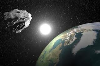 Profecia de Efrain Rodruiguez.. asteroide