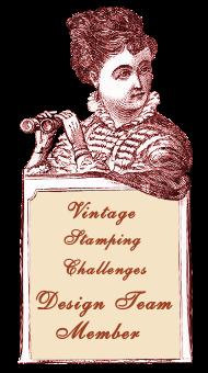 Vintage Stamping DT Member