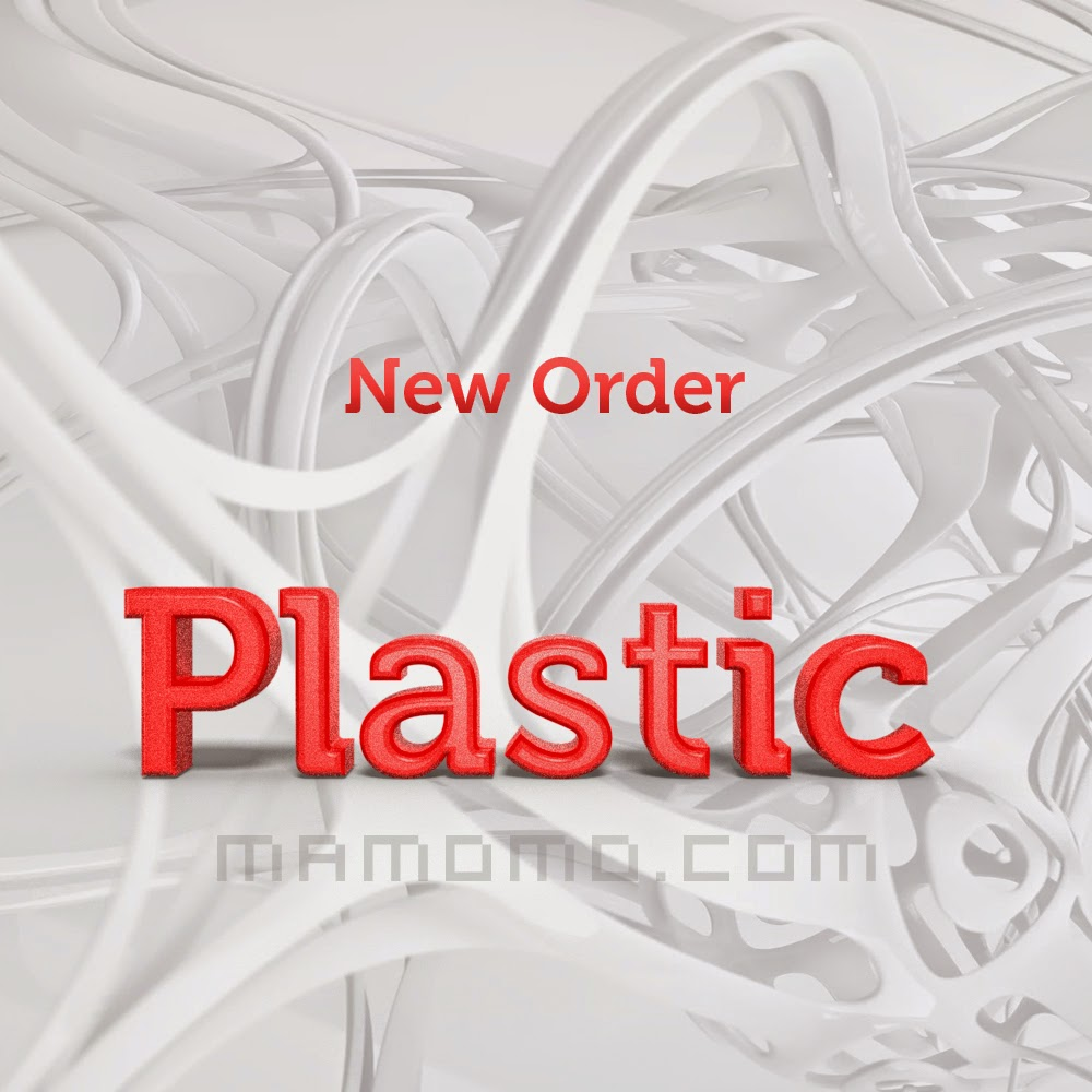 New Order - Plastic