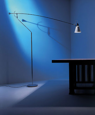 The Large Nemo Hydra LHYEHD21 Omi-directional Floor Lamp