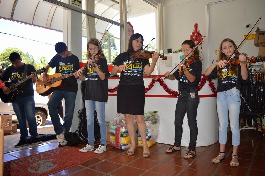 grupo musical stand: