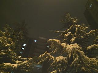Beykent kış