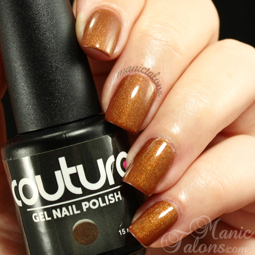 Couture Gel Polish Front Row Seat Swatch