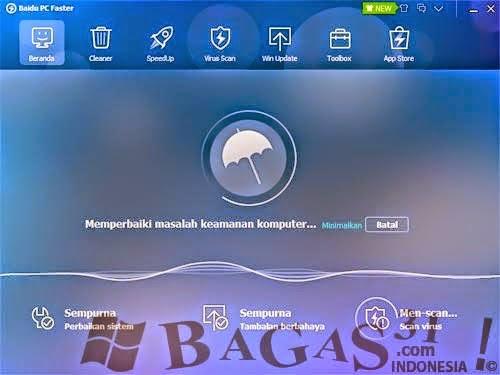 free download aplikasi pembersih laptop dan mengoptimalkan kinerja laptop atau komputer Download PC Faster : Aplikasi untuk Mempercepat Kinerja Laptop