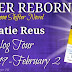 Blog Tour: HUNTER REBORN by Katie Reus - Excerpt + Giveaway