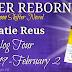 Blog Tour: HUNTER REBORN by Katie Reus - Excerpt + Giveaway
