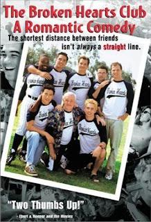 Película Gay: El Club de los corazones Rotos
