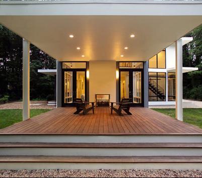 Fotos de terrazas terrazas y jardines terrazas de casas for Terrazas modernas fotos
