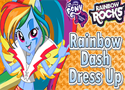 Rainbow Rocks Rainbow Dash