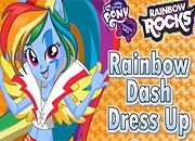 Rainbow Rocks Rainbow Dash