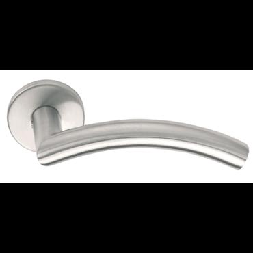 Manivelas para puerta juego de manivela de roseta tubular - Manivela de puerta ...