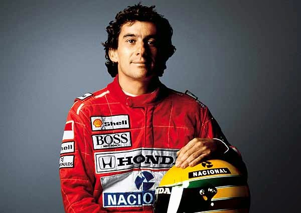 Ayrton Senna Eterno